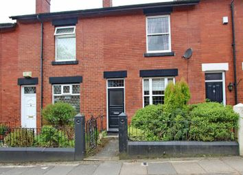 Thumbnail 2 bed terraced house for sale in Dashwood Road, Prestwich, Manchester