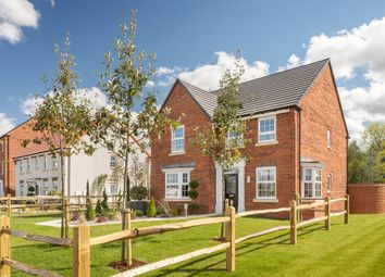"Thumbnail 4 bed detached house for sale in ""Holden"" at Trowbridge Road, Westbury"