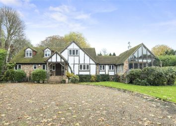 Thumbnail 5 bed detached house for sale in Walton Lane, Weybridge, Surrey