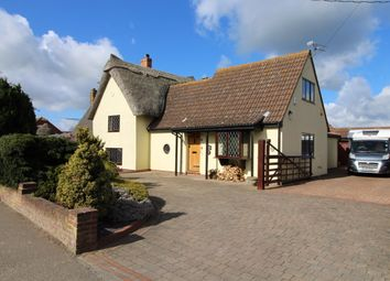 Thumbnail 3 bed cottage for sale in Halstead Road, Kirby Cross, Frinton-On-Sea