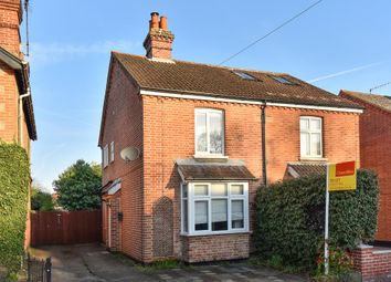 Thumbnail 3 bed semi-detached house to rent in 16 Macdonald Road, Lightwater