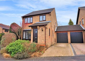 Thumbnail 3 bed link-detached house for sale in Bloxworth Close, Bracknell