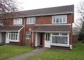 Thumbnail 2 bed maisonette to rent in Cheswood Drive B76, Minworth