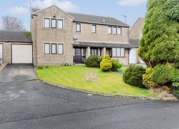 Thumbnail 3 bed semi-detached house for sale in Barn Field Close, Colne, Lancashire