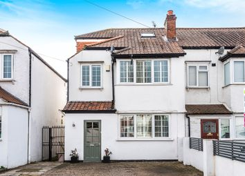 Thumbnail 4 bed end terrace house for sale in South Park Grove, New Malden