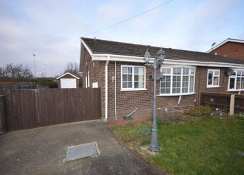 Thumbnail 3 bedroom semi-detached bungalow to rent in Hoylake Drive, Immingham
