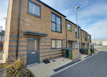 Thumbnail 3 bed end terrace house for sale in Samson Close, Dartford