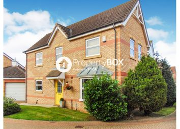 Thumbnail 4 bed detached house for sale in Armthorpe, Doncaster
