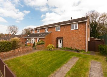 Thumbnail 2 bed semi-detached house for sale in Queens Rise, Ringwould, Deal