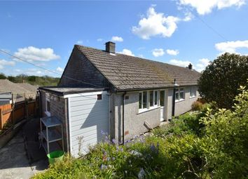Thumbnail 2 bed semi-detached bungalow for sale in Suncrest Bungalows, Tremar Coombe, Liskeard, Cornwall