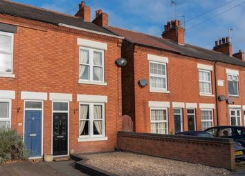 Thumbnail 2 bed end terrace house for sale in Station Road, Glenfield, Leicester
