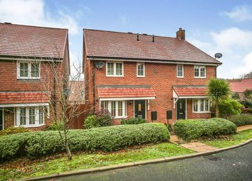 Treetops Way, Heathfield, East Sussex TN21. 3 bed semi-detached house for sale