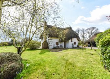 Thumbnail 3 bed cottage to rent in Norley Wood, Lymington