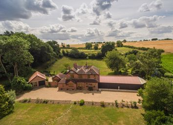 Thumbnail 5 bedroom detached house for sale in Redenhall, Harleston
