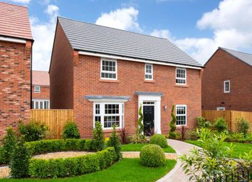 "Thumbnail 4 bed detached house for sale in ""Bradgate"" at Manor Drive, Upton, Wirral"