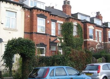 Thumbnail 5 bedroom terraced house to rent in Bennett Road, Headingley, Leeds