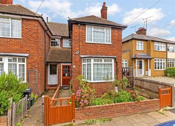 Thumbnail 3 bed semi-detached house for sale in Eaton Road, St Albans, Hertfordshire