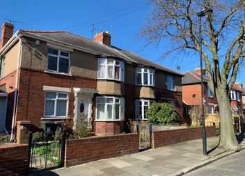 Thumbnail 2 bed flat for sale in Closefield Grove, Whitley Bay