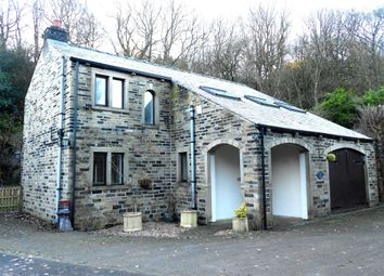 Thumbnail 5 bed detached house for sale in Bar Lane, Rishworth, Sowerby Bridge