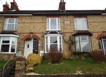 Thumbnail 3 bed terraced house for sale in Church Road, Willesborough, Ashford, Kent