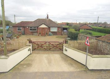 Thumbnail 3 bed detached bungalow for sale in Docking Road, Stanhoe, King's Lynn