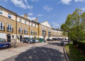 Heidegger Crescent, Barnes, London SW13. 5 bed terraced house