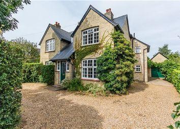 Thumbnail 4 bedroom detached house for sale in Histon Road, Cottenham, Cambridge
