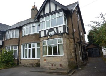 Thumbnail 6 bed semi-detached house to rent in Otley Road, Headingley, Leeds