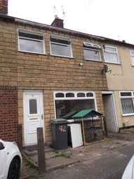 Thumbnail 3 bedroom terraced house to rent in St Ives Road, Leicester