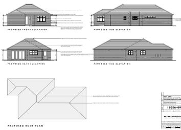 Thumbnail 3 bed bungalow for sale in Featherby Drive, Glen Parva, Leicester