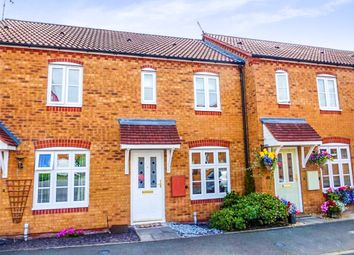 Thumbnail 2 bed terraced house for sale in Iron Way, Bromsgrove