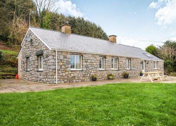 Thumbnail 4 bed bungalow for sale in Ty Canol, ., Botwnnog, Gwynedd