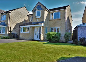 Thumbnail 5 bed detached house for sale in Shrike Close, Bradford