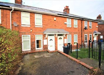 Thumbnail 2 bed terraced house to rent in Manor Oaks Road, Sheffield, Sheffield