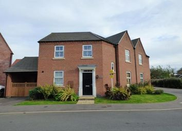Thumbnail 3 bed semi-detached house for sale in Loddington Close, Syston, Leicester, Leicestershire