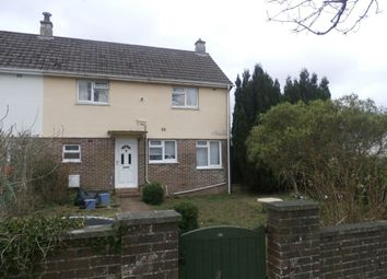 Thumbnail 3 bed end terrace house to rent in Tamar Avenue, Tavistock