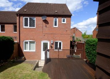 Thumbnail 2 bedroom semi-detached house for sale in Haresfield Close, Batchley, Redditch