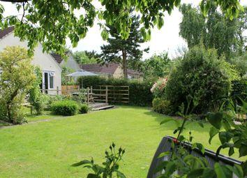 Thumbnail 5 bed detached bungalow for sale in Plough Lane, Kington Langley, Chippenham
