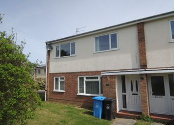 Thumbnail 2 bed flat to rent in Winston Avenue, Branksome