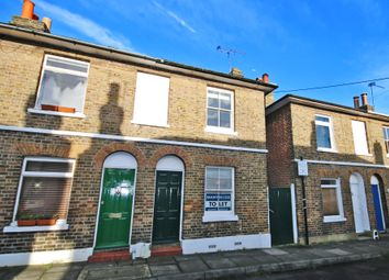 Thumbnail 2 bed terraced house to rent in Church Street, St. Dunstans, Canterbury
