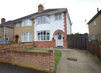 3 bed semi-detached house for sale in Elston Road, Aldershot, Hampshire GU12