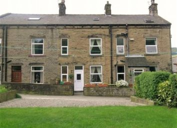 Thumbnail 3 bed terraced house for sale in Clarendon Street, Mytholmroyd, Hebden Bridge