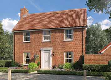 Thumbnail 4 bedroom detached house for sale in The Carleton, Oakley Park, Mulbarton, Norfolk