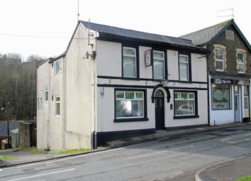 Thumbnail Pub/bar for sale in Gwent - Popular Village Locals Freehouse NP4, Abersychan, Gwent