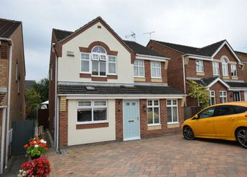 Thumbnail 4 bed detached house for sale in Rangewood Road, South Normanton, Alfreton, Derbyshire