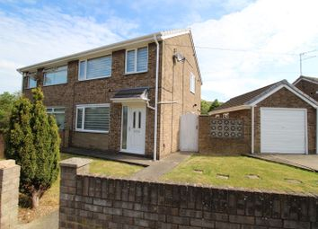 Thumbnail 3 bed semi-detached house for sale in Ark Royal, Bilton, Hull, East Yorkshire