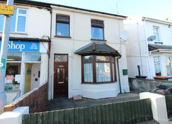 Thumbnail 1 bed flat to rent in St. Johns Crescent, Rogerstone, Newport