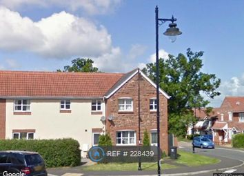Thumbnail 3 bed end terrace house to rent in Graham Way Cotford St Luke, Taunton