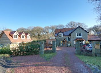 Thumbnail 4 bed detached house for sale in Ellwood, Coleford, Gloucestershire.