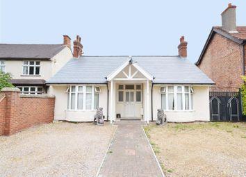 Thumbnail 4 bedroom detached bungalow for sale in Fulbridge Road, Peterborough